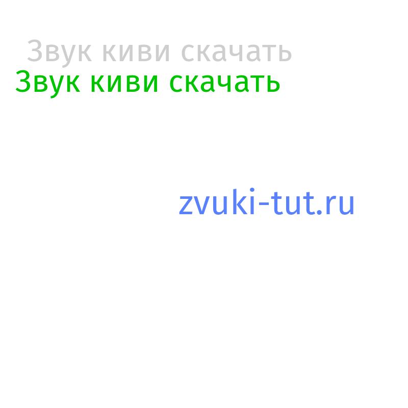 киви Звук